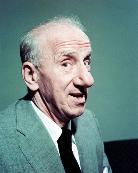 Comedy Photograph - Jimmy Durante by Silver Screen