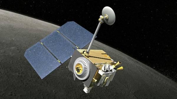 Reconnaissance Photograph - Lunar Reconnaissance Orbiter by Nasa/science Photo Library