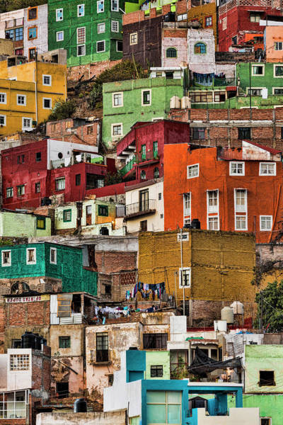 Don Photograph - Mexico, Guanajuato by Jaynes Gallery