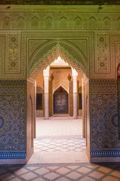 Casbah Photograph - Morocco, Agdz, The Kasbah Of Telouet by Emily Wilson