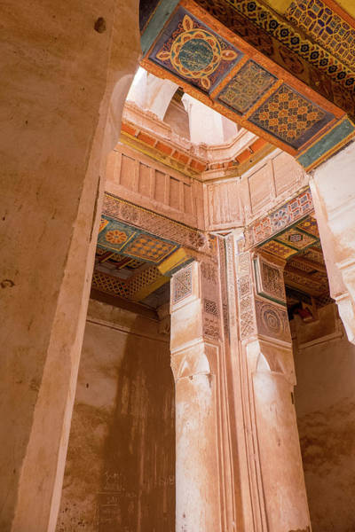 Casbah Photograph - Morocco, Tamnougalt Kasbah In The Draa by Emily Wilson