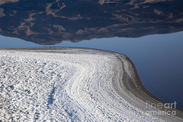 Photograph - Owens Lake by Jim West