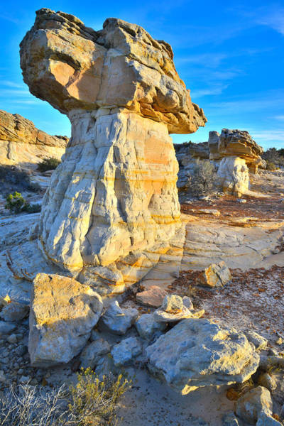 Photograph - Pillars Of Stone by Ray Mathis