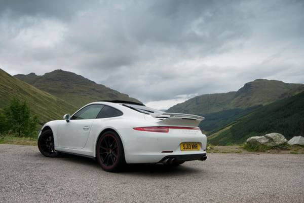 Photograph - Porsche 911 by Stephen Taylor