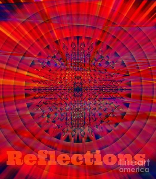 Wall Art - Digital Art - Reflections by Meiers Daniel