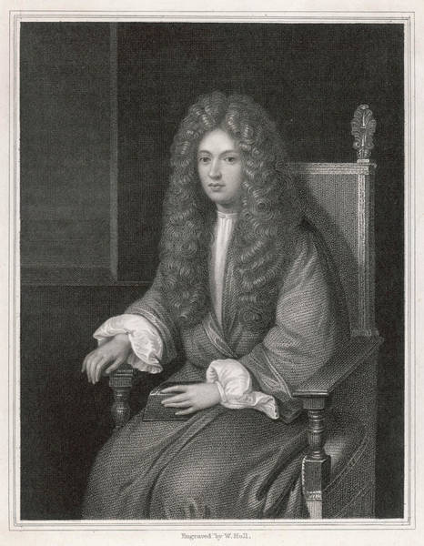 Wall Art - Drawing - Robert Boyle  Irish Scientist by Mary Evans Picture Library