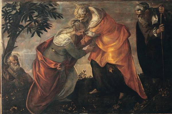 Wall Art - Photograph - Robusti Jacopo Known As Tintoretto, The by Everett