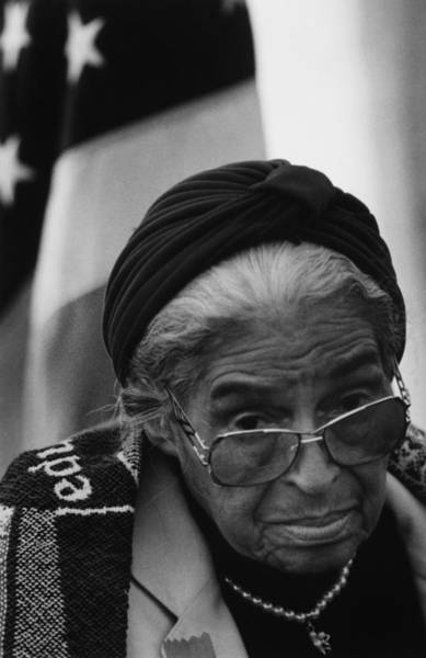 African American Museum Photograph - Rosa Parks (1913-2005) by Granger