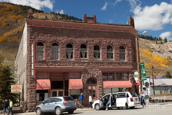 Photograph - Silverton Colorado by Fred Stearns