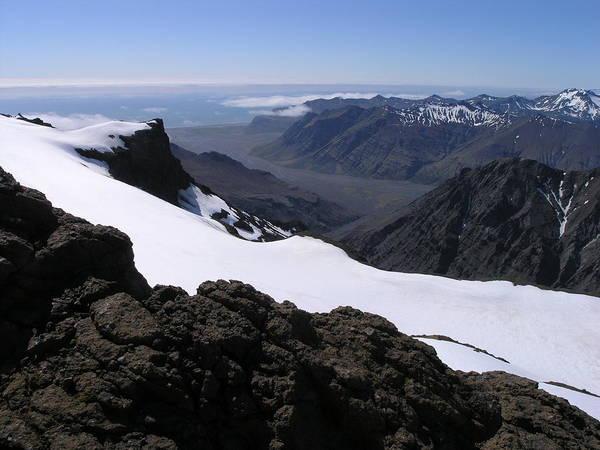 Photograph - Skaftafellsjokull by Olaf Christian