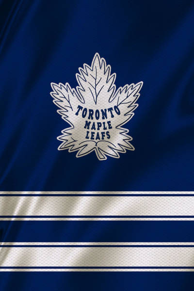 Sweater Wall Art - Photograph - Toronto Maple Leafs by Joe Hamilton