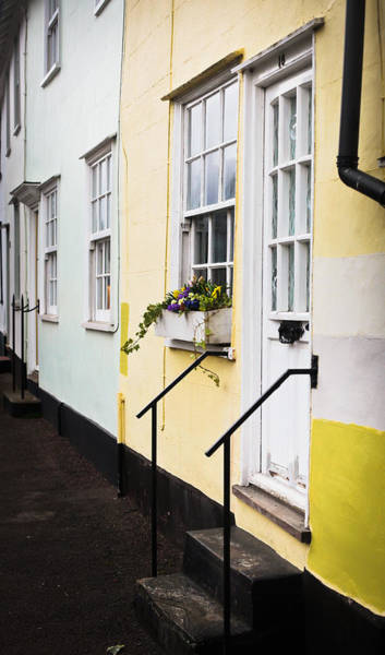 Trough Wall Art - Photograph - Town Houses by Tom Gowanlock