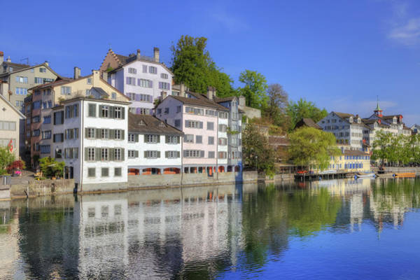 Zuerich Wall Art - Photograph - Zurich by Joana Kruse