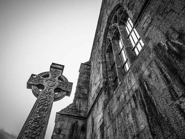 Photograph - 700 Years Of Irish History At Quin Abbey by James Truett