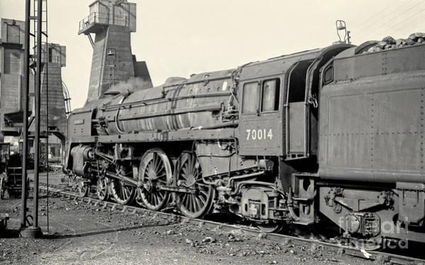 Photograph - 70014 Iron Duke by David Birchall