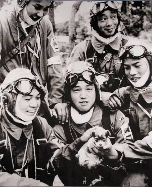 Photograph - 72nd Shinbu 1945 Kamikazes by Celestial Images