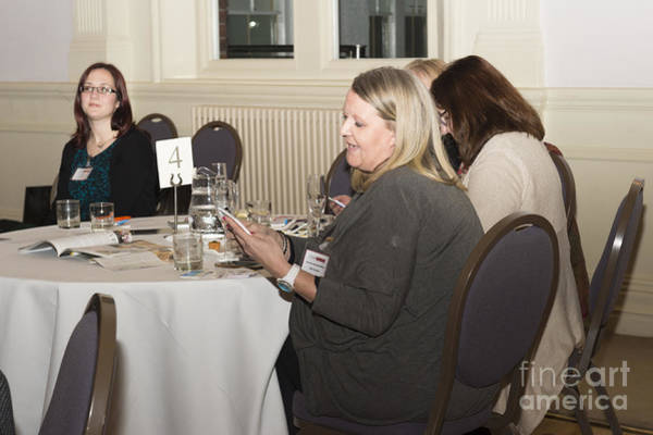 Photograph - I Am Woman Event 4th February 2015 Monmouth by Jenny Potter