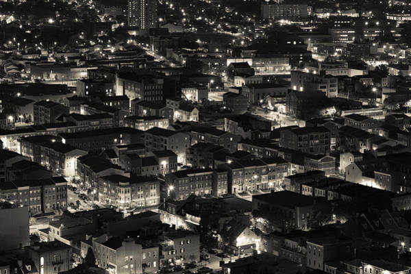 Little Italy Photograph - High Angle View Of Buildings In A City by Panoramic Images