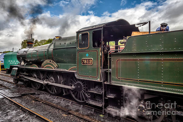 Loco Wall Art - Photograph - 7812 Erlestoke Manor by Adrian Evans