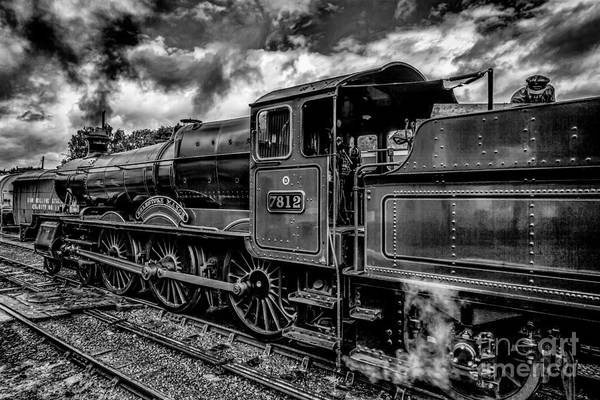 Loco Wall Art - Photograph - 7812 Erlestroke Manor by Adrian Evans