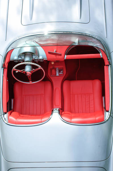 Photograph - 1960 Chevrolet Corvette by Jill Reger