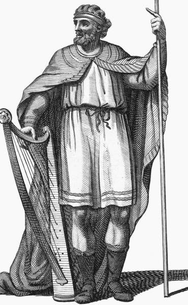 1781 Painting - Alfred The Great (849-899) by Granger