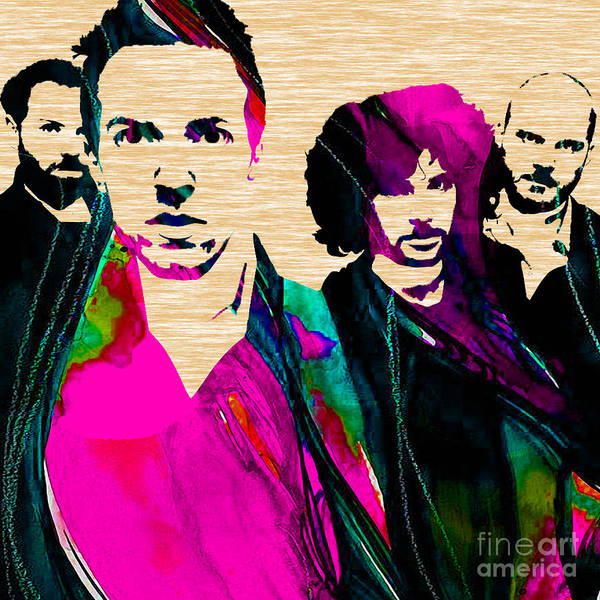 Coldplay Photograph - Coldplay Collection by Marvin Blaine
