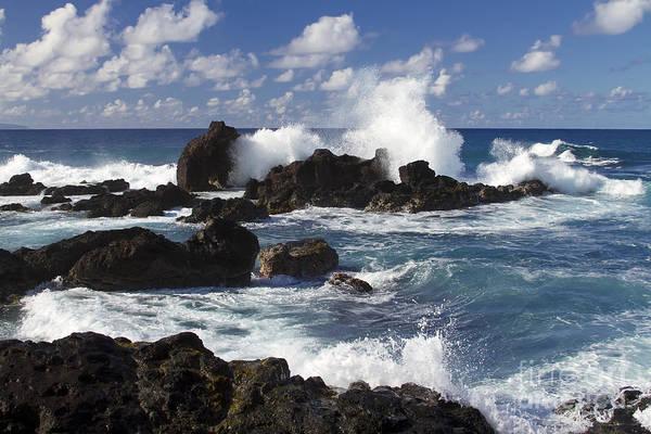Photograph - Hookipa Maui North Shore Hawaii by Sharon Mau