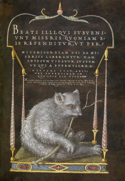 Wall Art - Painting - Illuminated Manuscript by Granger