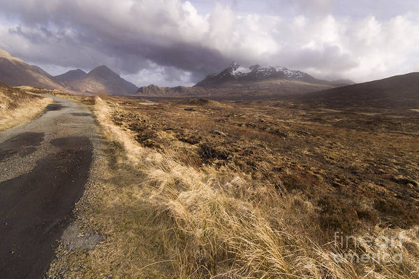 Wall Art - Photograph - Isle Of Skye by Angel Ciesniarska