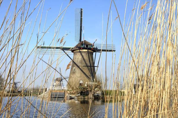 Holland Wall Art - Photograph - Kinderdijk by Joana Kruse