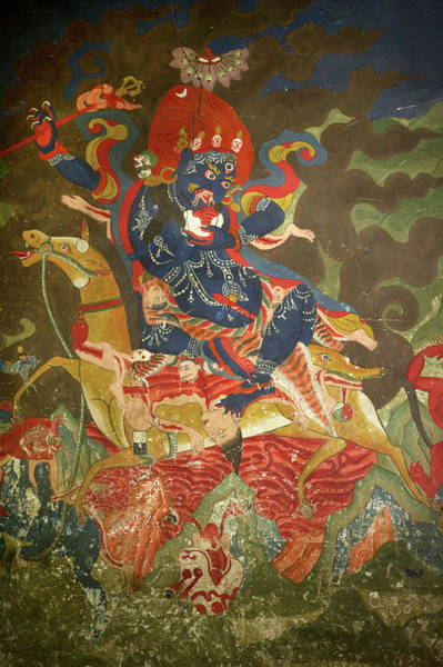 Himalaya Wall Art - Photograph - Ladakh, India The Interior by Jaina Mishra