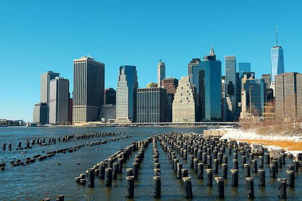 Photograph - Manhattan by Songquan Deng