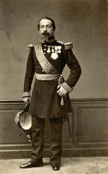 Photograph - Napoleon IIi (1808-1873) by Granger