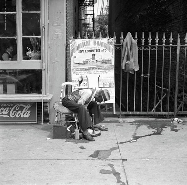 Allison Photograph - New York City, 1938 by Granger