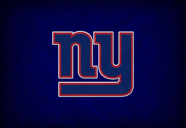 Games Photograph - New York Giants by Joe Hamilton
