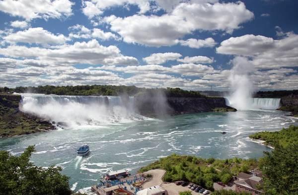 The Maid Photograph - Niagara Falls by Jim West