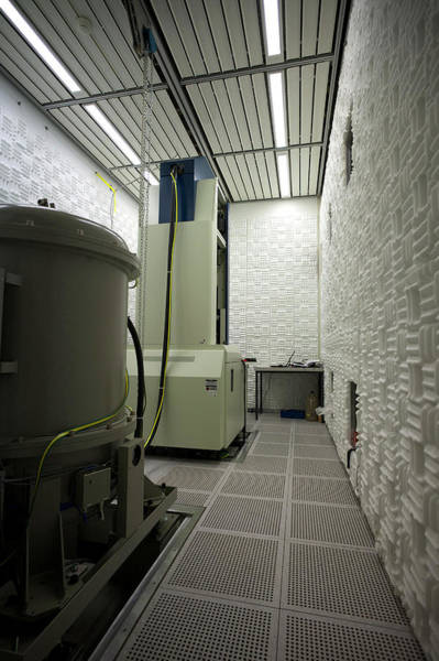Transmission Electron Microscope Wall Art - Photograph - Noise-free Labs by Ibm Research