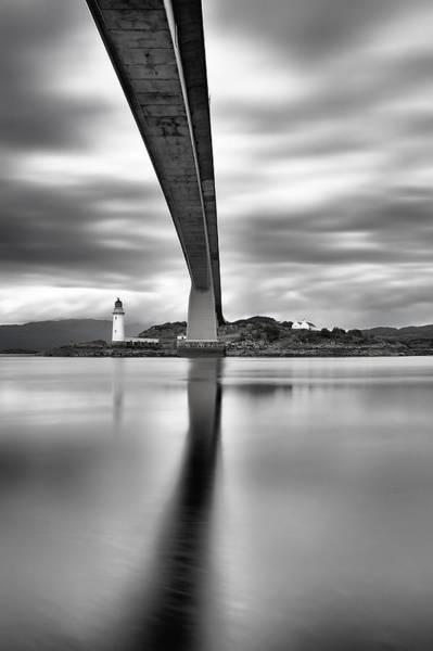 Photograph - Skye Bridge by Grant Glendinning