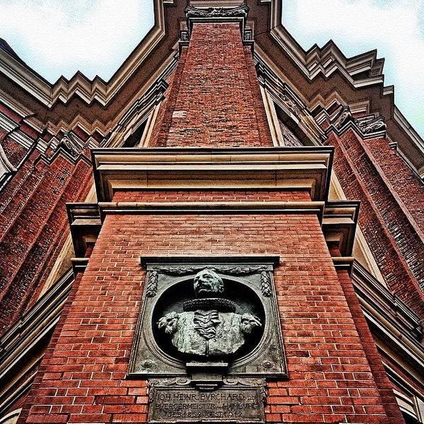 Wall Art - Photograph - St. Michael's Church (german: by Octav Studio