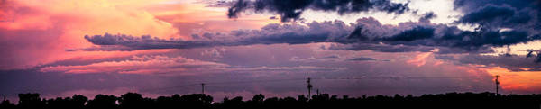Photograph - The Sunset After The Supercell by NebraskaSC