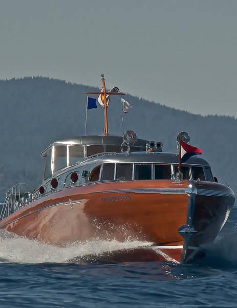 Photograph - Thunderbird Lake Tahoe by Steven Lapkin