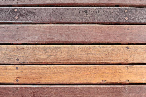 Mottled Wall Art - Photograph - Wood Background by Tom Gowanlock