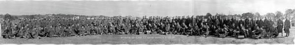 Platoon Wall Art - Photograph - 81st Machine Gun Platoon Quantico Va by Fred Schutz Collection