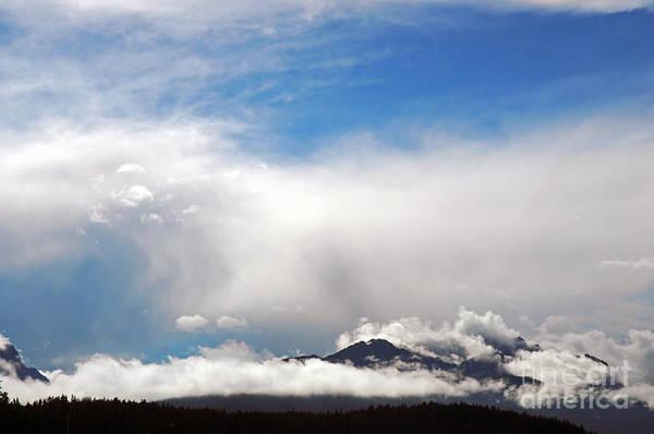 Photograph - 835p Kootenay National Park Canada by NightVisions