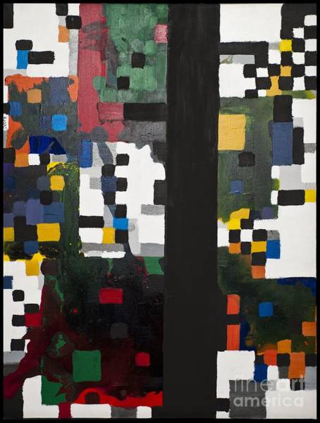 Painting - 86 by Rebecca Weeks Howard