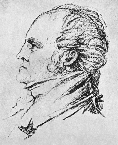Aaron Burr Drawing - Aaron Burr (1756-1836) by Granger