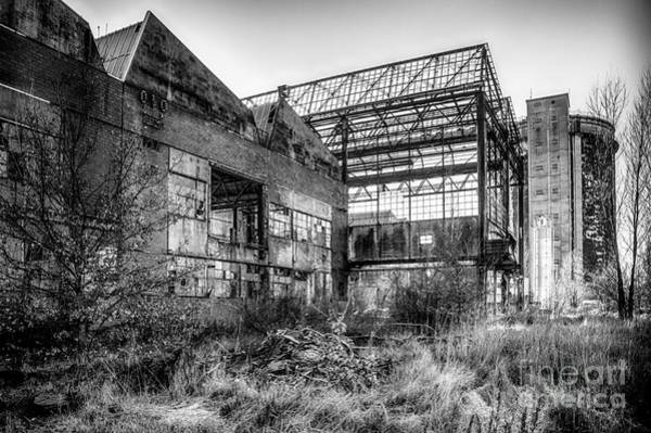 Photograph - Abandoned Sugarmill by Traven Milovich