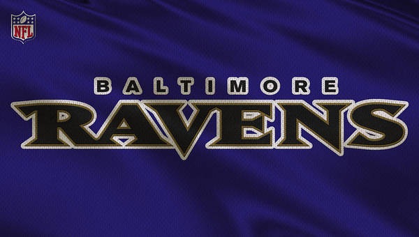Baltimore Photograph - Baltimore Ravens Uniform by Joe Hamilton