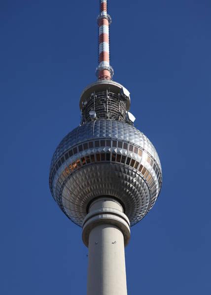 Berlin Tv Tower Art Print